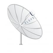 Antena Parabólica 1,70m + Multiponto