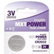 Bateria Lithium CR2025