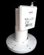 Lnbf Multiponto Banda C 65dB 3.7 - 4.2 GHz Greatek Banda Estendida