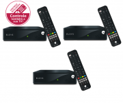 Receptor Oi Tv Livre Hd Elsys 3 Receptores Satelite Ses6