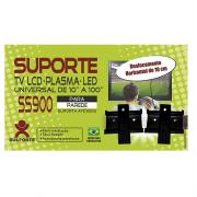 Suporte p/ TV Fixo LCD, LED e Plasma Universal de 10
