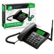Telefone Celular de Mesa  Rural Dual Chip EPFS11