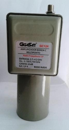 Lnbf Multiponto Banda C GigaSat