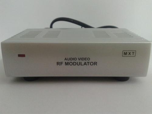 Mini Modulador Rf Mxt
