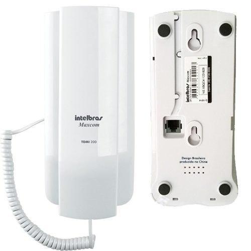 Telefone Gondola Tdmi 200 Intelbras Maxcom