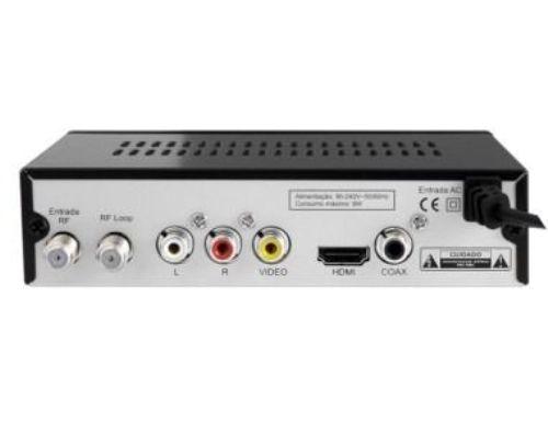 Conversor Digital I Isdb-T G2000 Full Hd Greatek