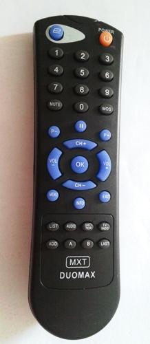 Controle Remoto MXT p/ Receptor Duomax