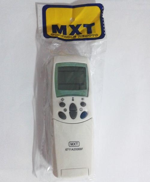 Controle Remoto Mxt C01096 Para Ar Condicionado LG6711A20069F