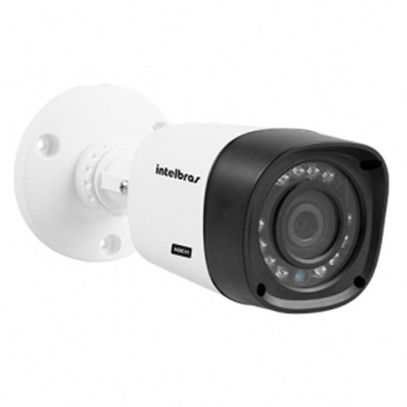 Camera Hdcvi 3.6 Mm 10 Mts Vhd 1010b Com Ir Branca Intelbras