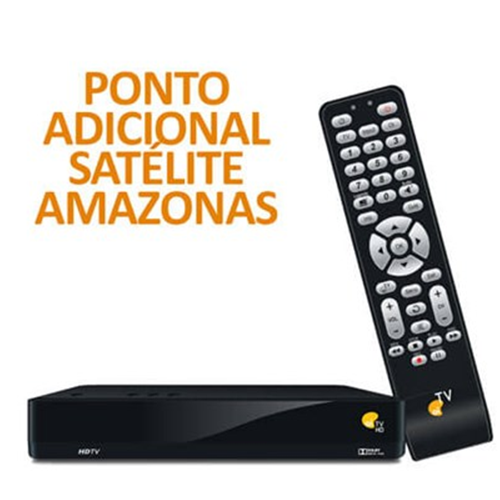 Receptor Oi Tv Sat Amazonia Ponto Adicional