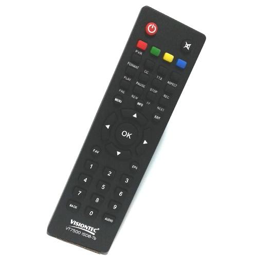 Controle Remoto Conversor Vt7500 Original