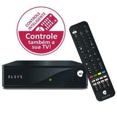 Receptor Oi Tv Livre Sempre Elsys Etrs44 5 Pontos Garantia + brinde especial para você.