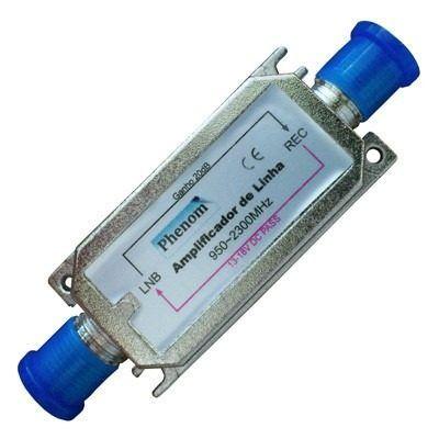 Amplificador de Linha 20dB Phenom