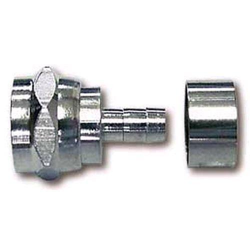 Conector Rg59 De Anilha (pacote Com 50 Unidades)