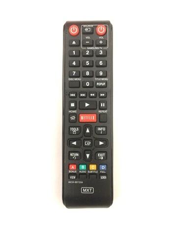 Controle Remoto MXT BLU-RAY Samsung c/ Netflix