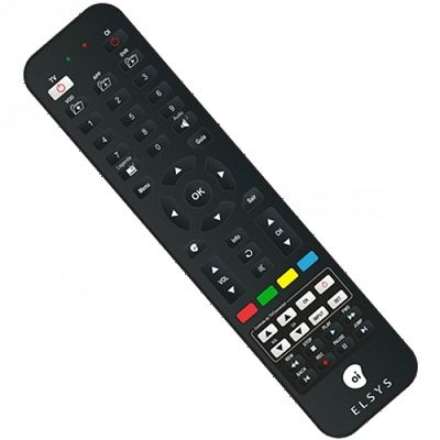 Controle Remoto Inteligente OI TV ETGR23 - Elsys
