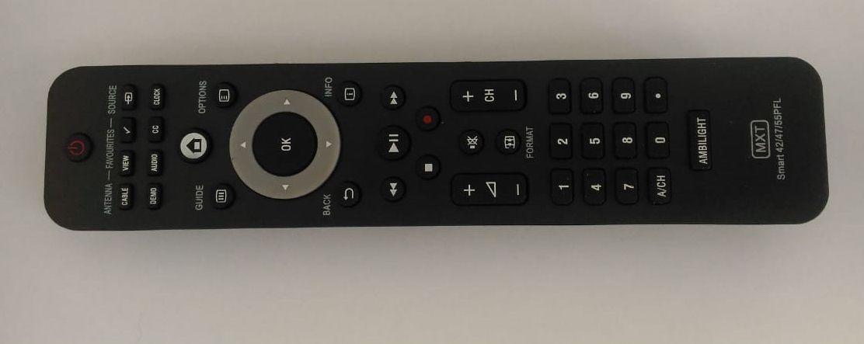 Controle Remoto MXT p/ TV Philips Smart