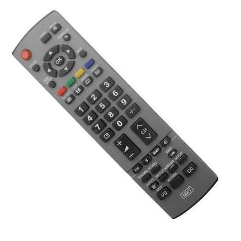 Controle Remoto MXT p/ TV's Panasonic Modelos Antigos Integrados em Um