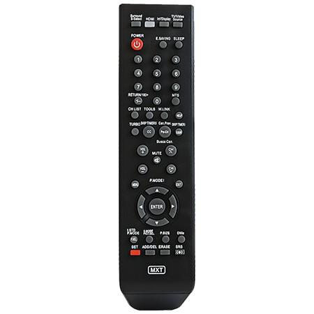 Controle Remoto MXT p/ TV Samsung Modelos Antigos Integrados em um
