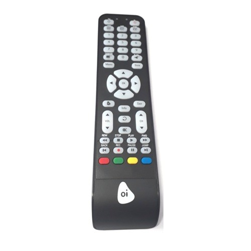 Controle Remoto Elsys para Receptores OI TV HD