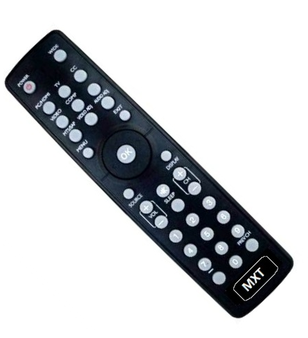 Controle Remoto TV Monitor AOC