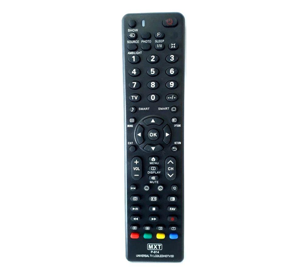 Controle Remoto Universal Mxt P914 Para Tv Philips