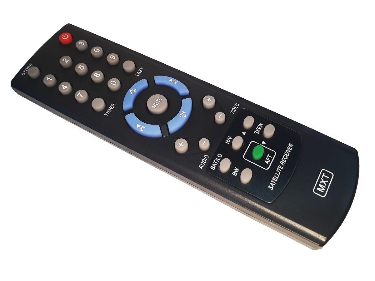 Controle Remoto Visiontec Paralelo Vt700, Vt1000, Vt2000