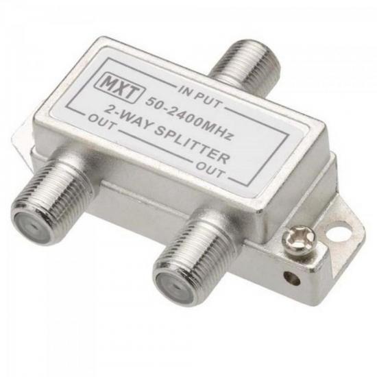 Divisor De Sinal 1x2 Alta Frequência 50-2400Mhz