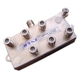 Divisor De Sinal 1x6 Baixa Frequência 5-900Mhz
