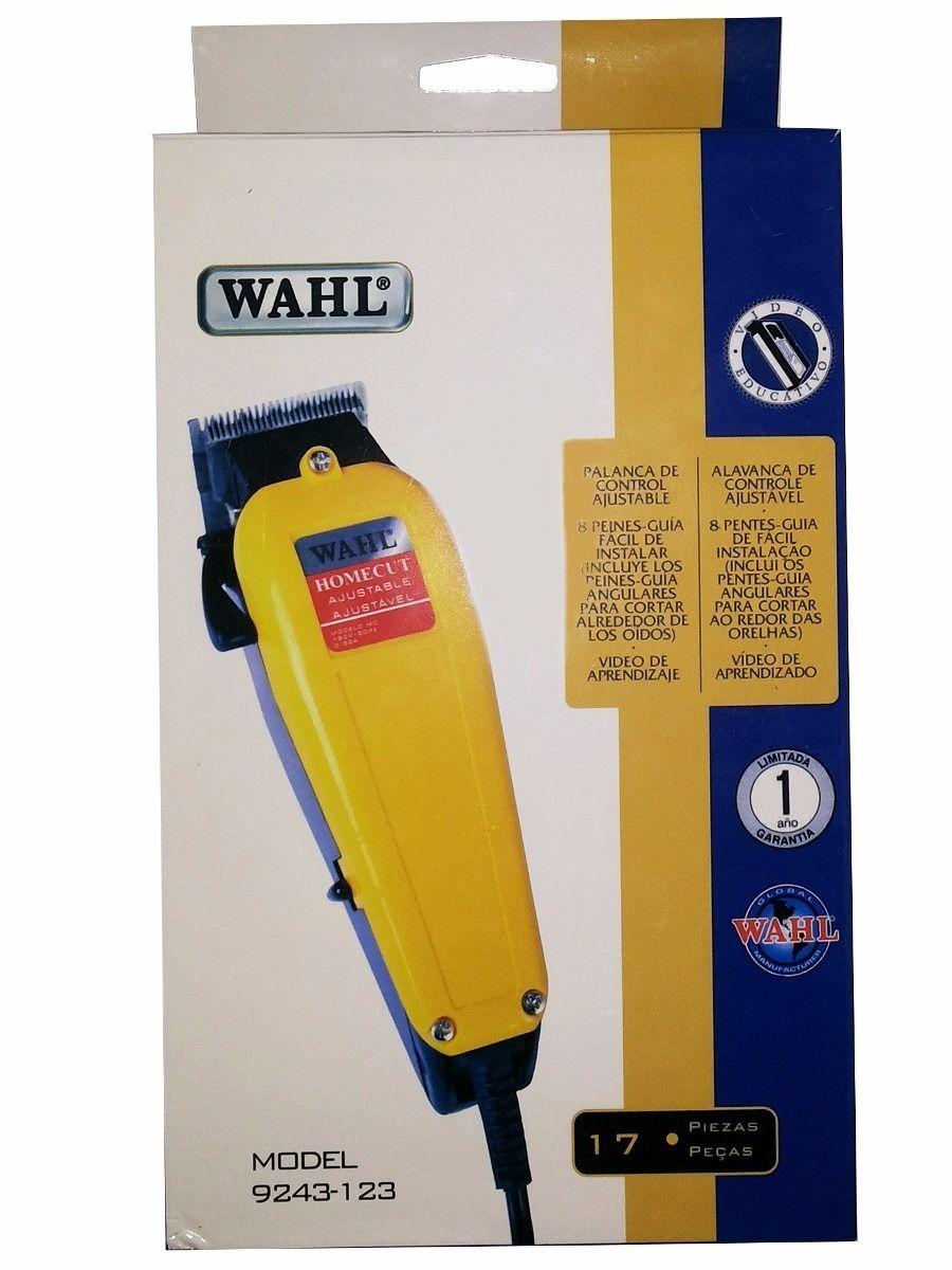 Maquina de cortar cabelo WAHL 9243-123