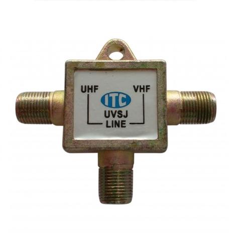 Misturador de Banda VHF + UHF – ITC