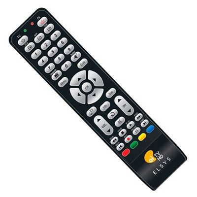 Controle Remoto Elsys para Receptores OI TV HD