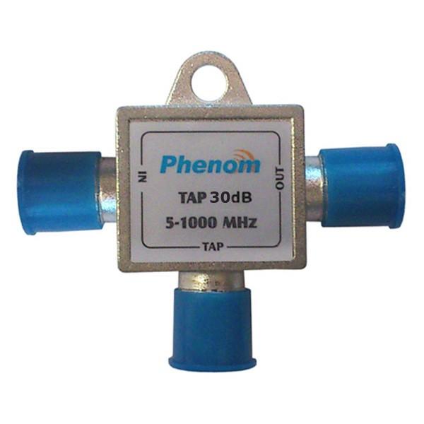 Tomada Tipo T 30db 1ghz Phenom 5 a 100 Mhz