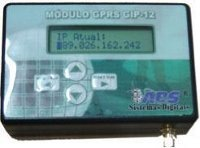 MODULO PARA MONITORAMENTO E CONTROLE - GPRS E SMS  - ABSSISTEMAS