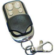 Controle Remoto Code Learning Aço Escovado 433 MHZ