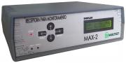 Central Receptora Monitoramento de Alarmes 2 Linhas MAX 2 ABS