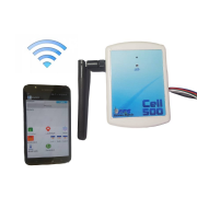 Discadora Celular Gsm Abs Cell 500 + Aplicativo Bluetooth