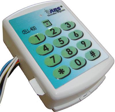 Discador Celular GSM CEL400 - Quadriband  - ABSSISTEMAS