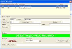CENTRAL RECEPTORA MONITORAMENTO DE ALARMES + GPRS IP-MAX 1  - ABSSISTEMAS