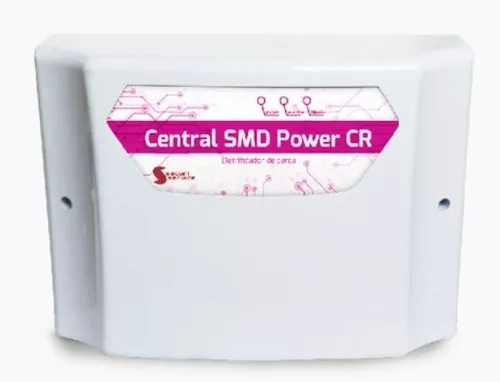 Central Choque Cerca Elétrica Smd Power Cr  - ABSSISTEMAS