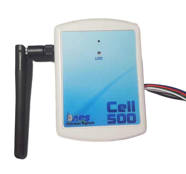 Discadora Celular Gsm Abs Cell 500 + Aplicativo Bluetooth - ABSSISTEMAS