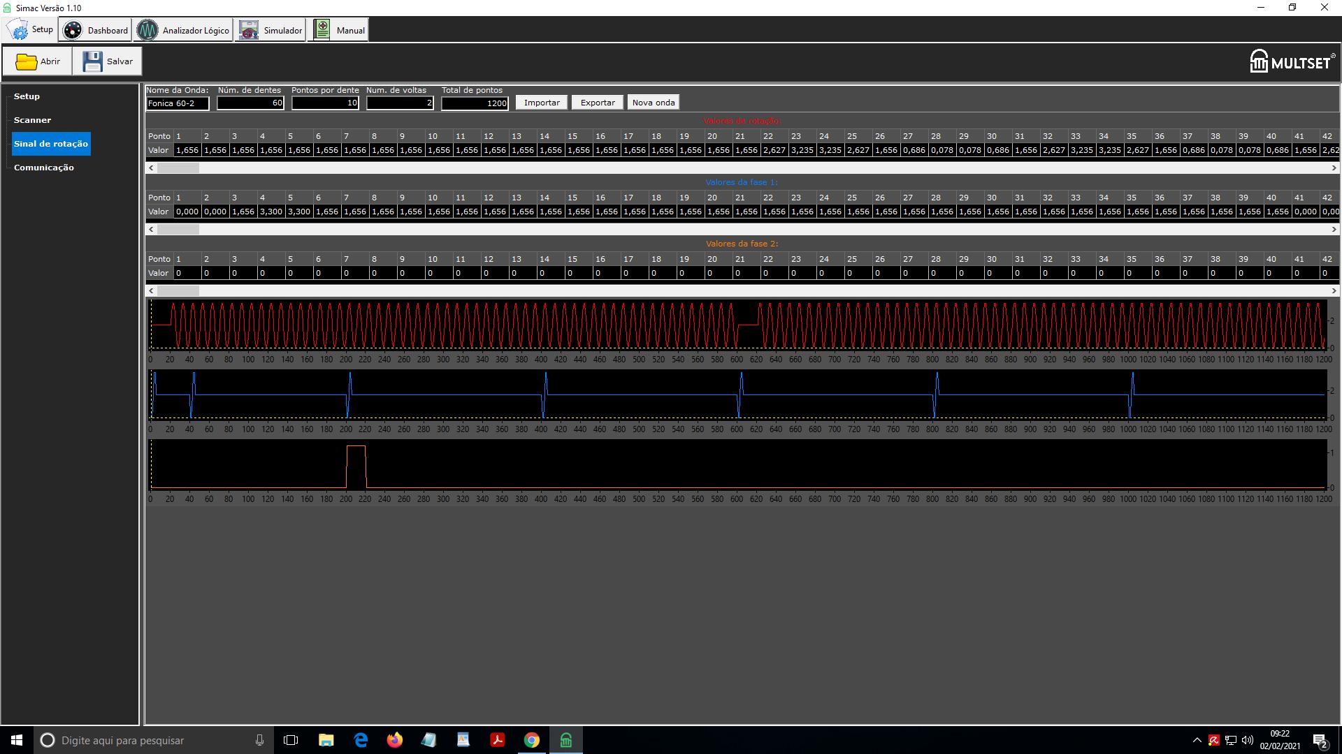 Simulador Central Ecu Linha Leve 12 Volts E Linha Pesada 24v  - ABSSISTEMAS