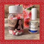Kit Pill Food + Base Fortalecedora