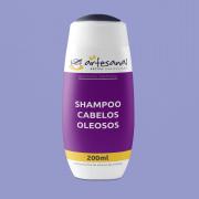 Shampoo Cabelos Oleosos - 200ml