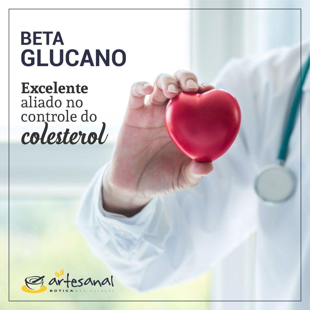 Beta Glucano 250mg - 30 Cps