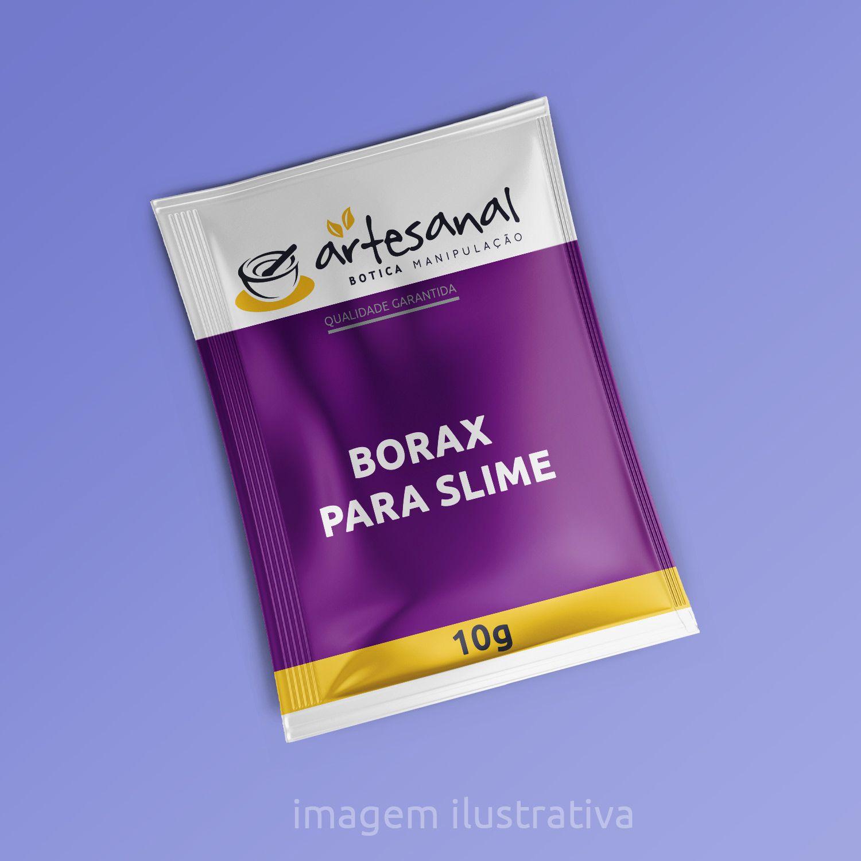Borax Para Slime - 10g
