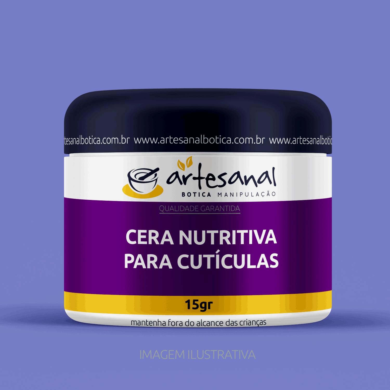 Cera Nutritiva para Cutículas - 15g