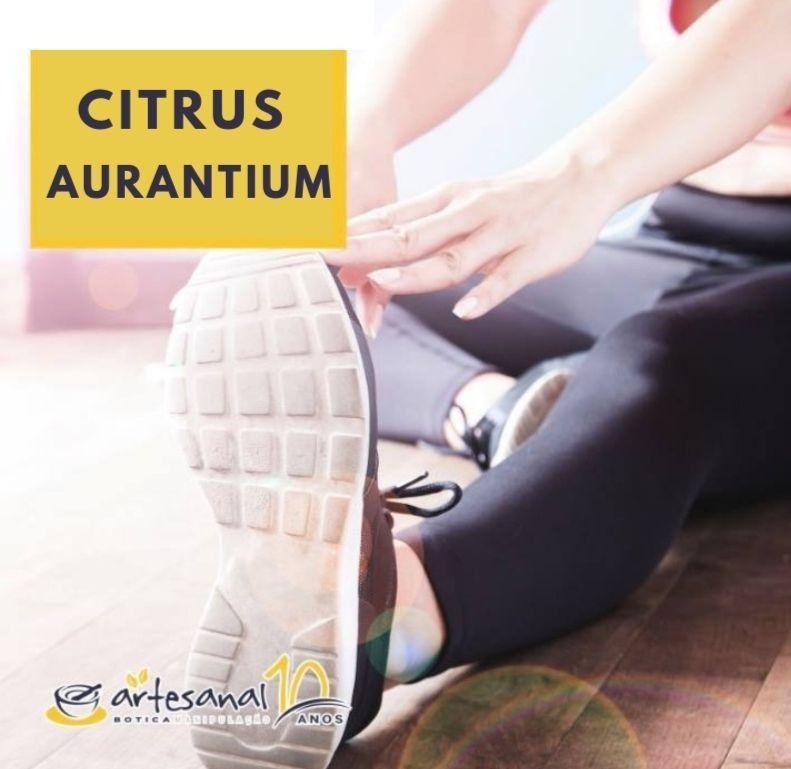 Citrus Aurantium 500mg - 60 Cps