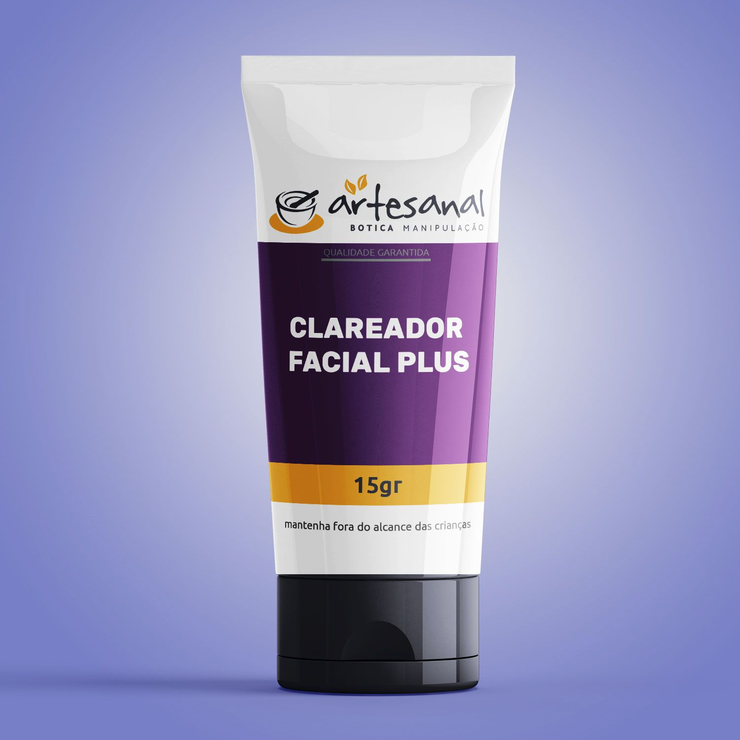 Clareador Facial Plus - 15g