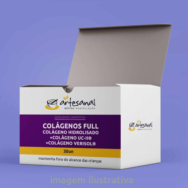 Colágeno Full - Colágeno Hidrolisado+Uc-II+Verisol 30 saches